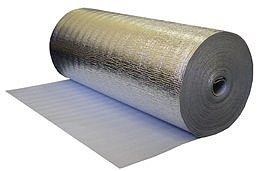 фольгированные теплоизоляционные материалы
